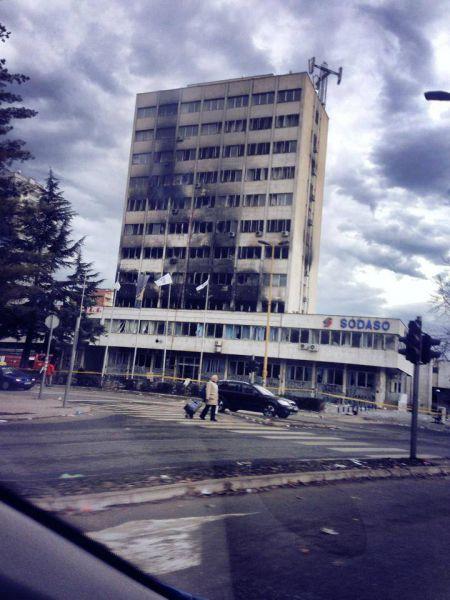 Bosnie: Qui sème la misère récolte la colère