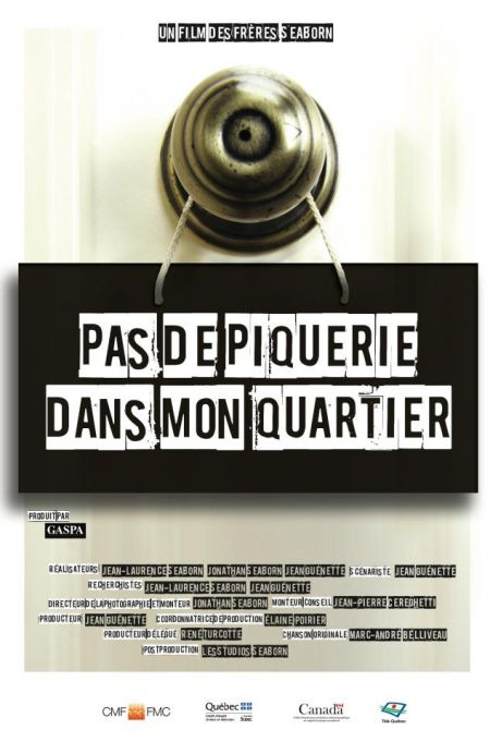 Affiche officielle du documentaire