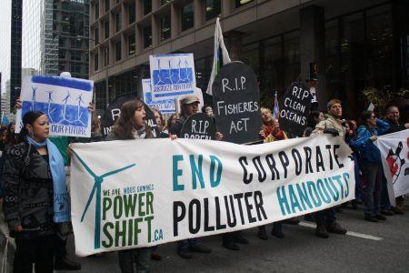 PowerShift 2012 : convergence nationale pour freiner l'industrie des combustibles fossiles
