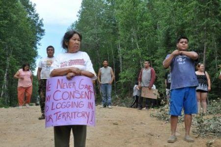 Le Canada dépendant des subventions autochtones
