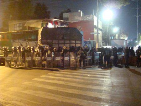 Riot Police - Dec 11, 2011