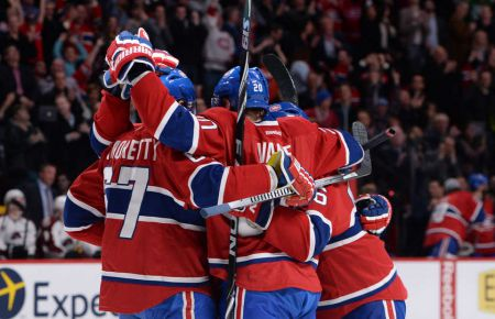 Photo: Montreal Canadiens
