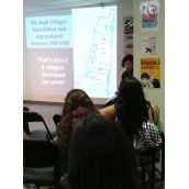 Palestine From a Feminist Perspective Workshop