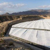 Greenhouses in Almeria, Spain: Agriculture Post-Nature