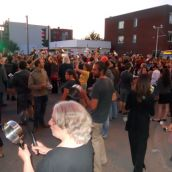 What's that racket?!? It's #casseroleencours!
