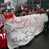 Mubarak, dégage!