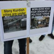Appel à la solidarité avec le peuple et la résistance kurdes contre la politique de terreur de l'État turc (lundi 29 février 2016)