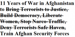 11 Years in Afghanistan: Have We Figured Out Why We're There Yet?