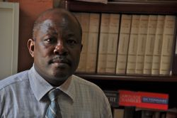 Mario Joseph, Haitian human rights lawyer. Credit: BBC WorldService (CC)