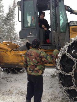 Les Algonquins de Lac Barrière ont mis un frein aux opérations forestières non autorisées sur leur territoire jusqu'à ce que les accords soient respectés