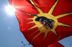 Mohawk flag.