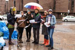 The Reproductive Justice League Choir