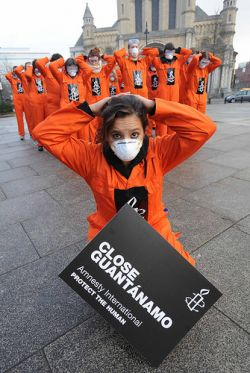 Ten years too long: An ignoble anniversary for Guantanamo Bay