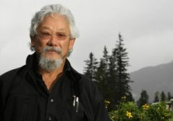 "Scary climate science ""radical"" David Suzuki"