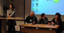 Conférences d'ouverture: Plan Nord, Plans Sud  (Henri Jacob, Action Boréale; Maria Pia Silva, Asamblea de Chilecito; Nicole Kirouac, Comité de vigilance de Malartic)