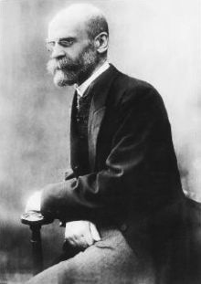 Émile Durkheim (1857-1917) established the academic discipline of Sociology. He is not a professor at Concordia University.