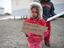 CKUT Radio: Northerners Speak Up Against High Food Prices in Nunavut
