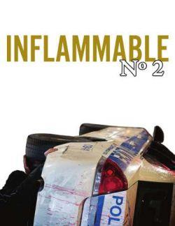 Inflammable n°2 :  Textes, communiqués, et comptes rendus parus principalement à Montréal…