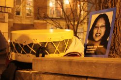 CKUT's Off the Hour: Memorial March for Missing and Murdered Indigenous Women