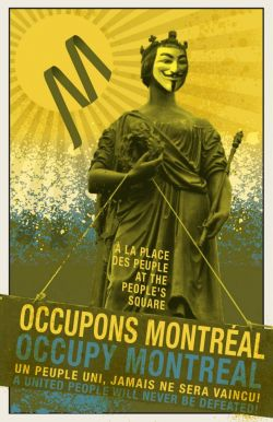 CKUT's Off the Hour: Health and Safety at Occupy Montreal