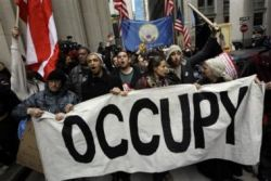 Occupy Wall Street is 1 year old