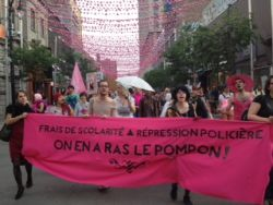 """Queer & Feminista! Anticapitalista!"" Montreal, Nights 53 & 60"