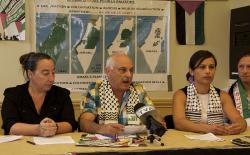 De Gauche À Droite: Mme Mélanie Sarazin, M. Bruce Katz, Mme Hala Yassin