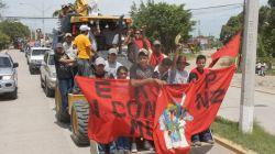 Repression and resistance in Honduras