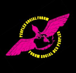 Indigenous and related programming at the Peoples Social Forum/