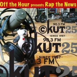CKUT's Off the Hour: RAP THE NEWS with Monk. E