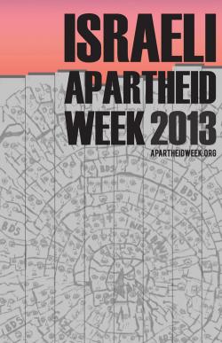 CKUT Community News - Entrevue avec Rana, activiste pour la semaine contre l'apartheid israélien