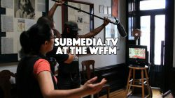 subMedia.tv at the World Forum on Free Media