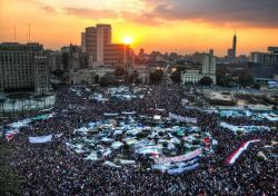 The Ongoing Egyptian Revolution: The challenges and hopes for Egypt, the Palestinian struggle, and the Global Spring.